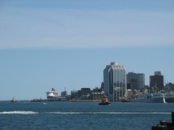 Halifax Harbour Tug