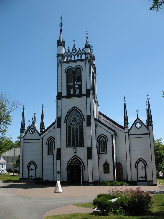 Lunenberg Anglican Church Ext.