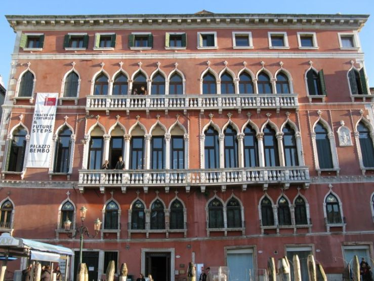 Venice Building on Canal1