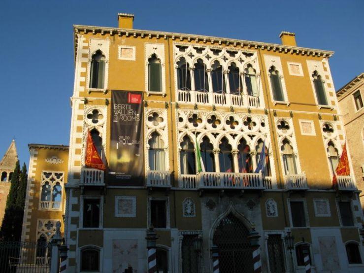Venice Canal Building 10