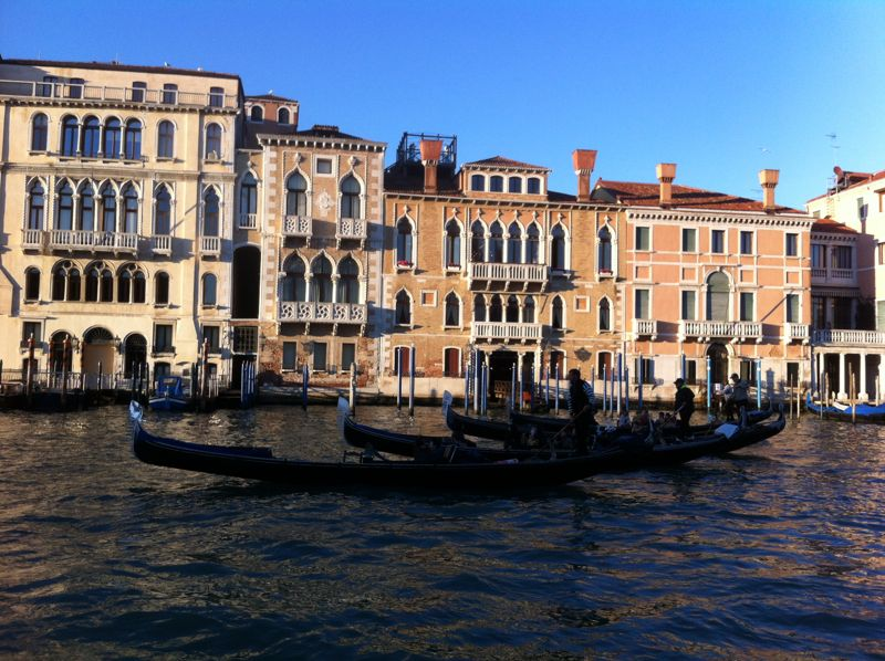 Venice Canal Day 1