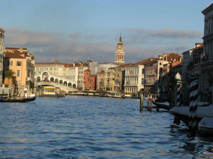 Venice Rialto Bridge Day1
