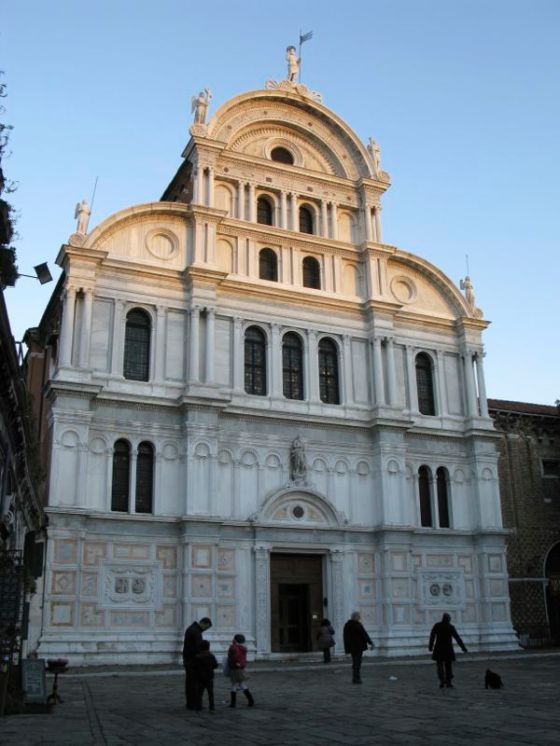 Venice San Zacharia church 2