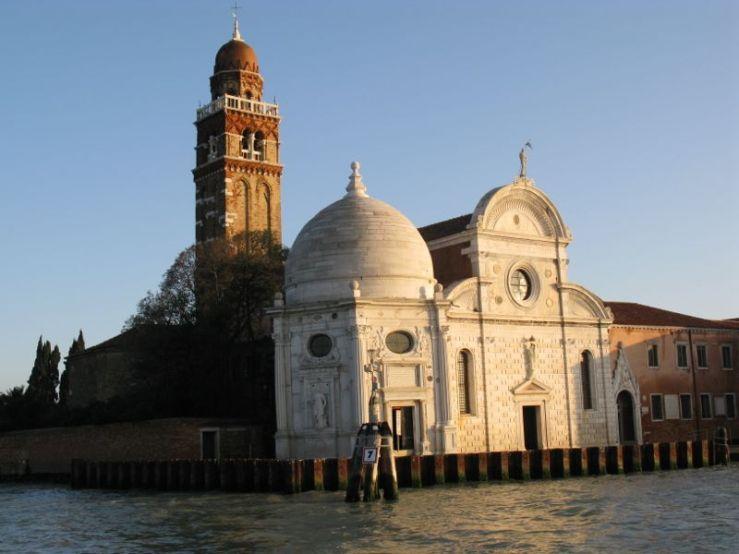 Cemetario church
