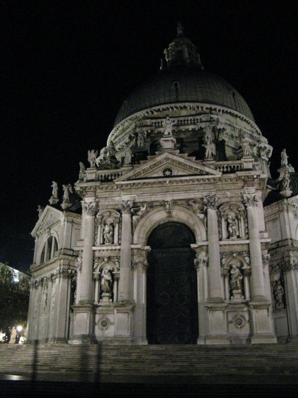 Nighttime Santa Maria della Salute