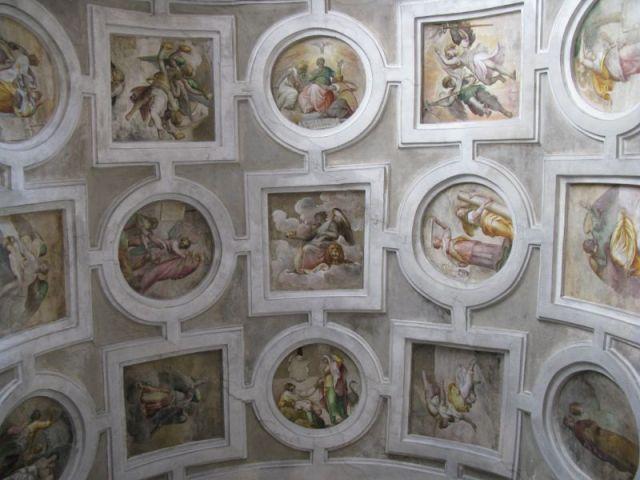 San Francesco della Vignaceiling