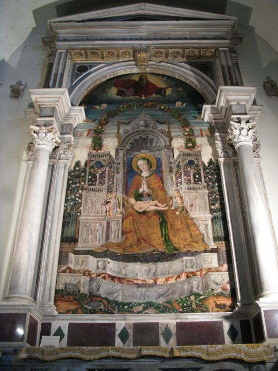 San Francesco della VignaMadonna