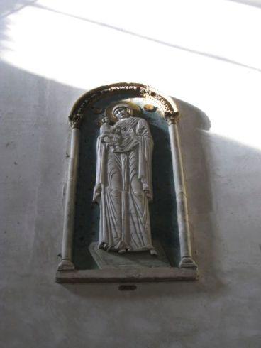 SanFransiscodellaVigna wall plaque