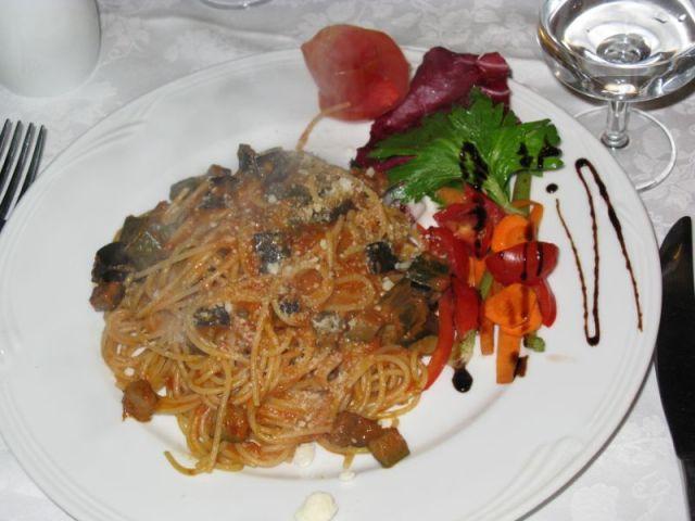 TrattoriaMisercordiaVenicespicy spaghetti
