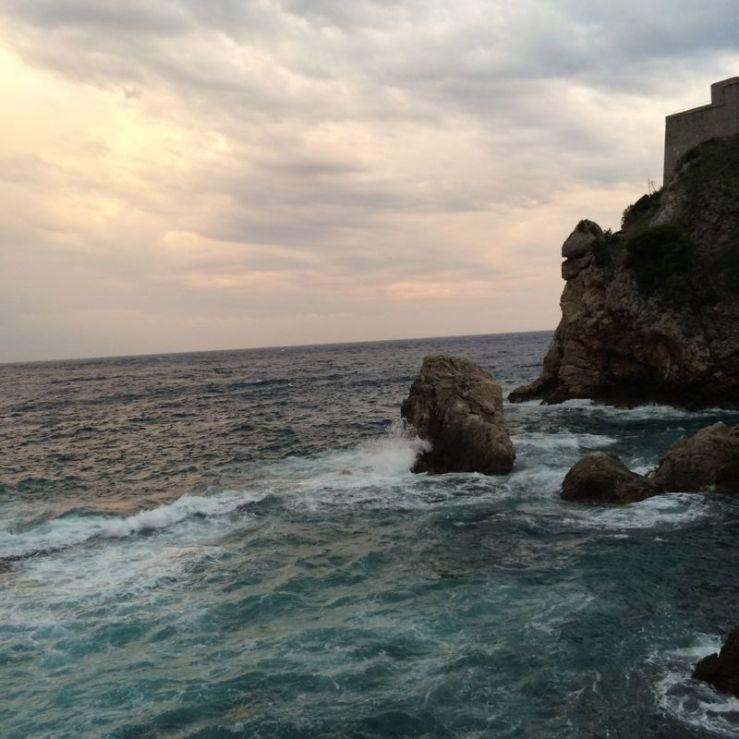Adriatic Seascape