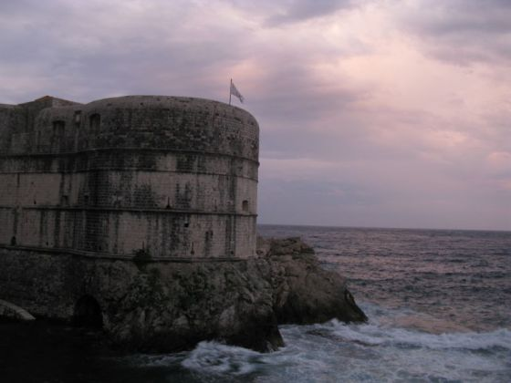 Bokar Tower_Dubrovnik