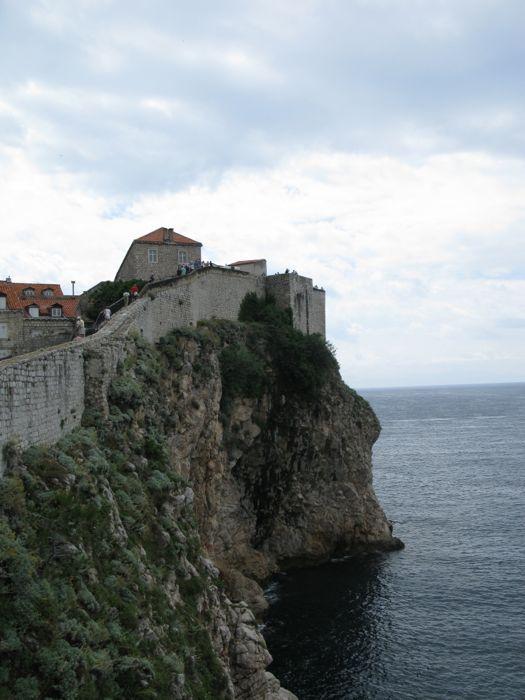City Walls Climbing UP