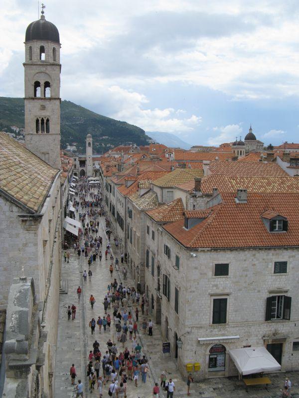 City Walls_Dubrovnik_18 Stradun