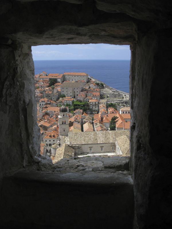 City Walls_Dubrovnik_19 window