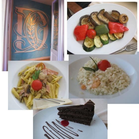 Dubravka Meal 1