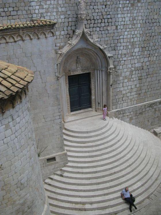 Dubrovnik City Wall_15steps