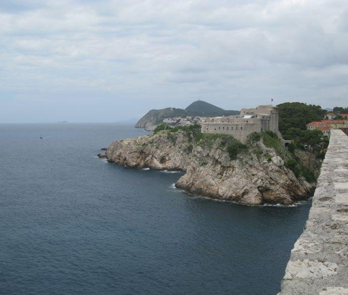 Dubrovnik City Wall_Fort Revelin