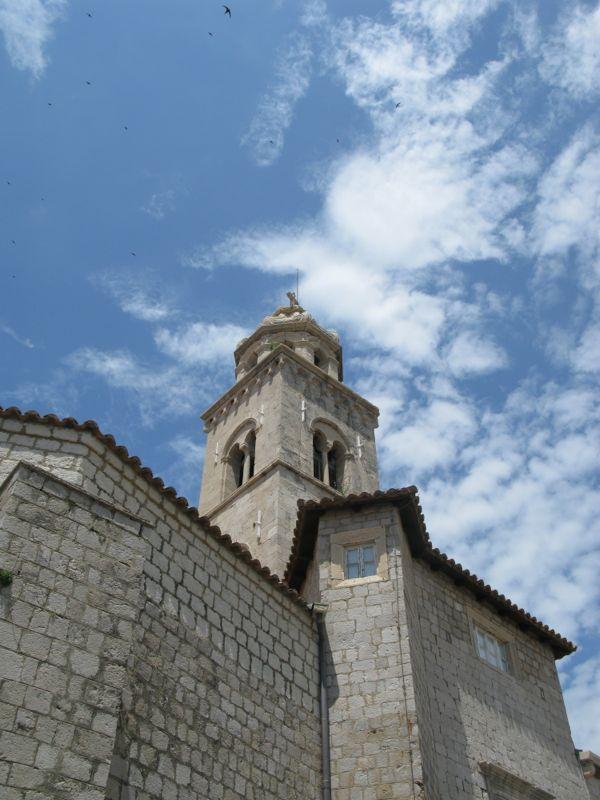 Dubrovnik City Walls_20 Church