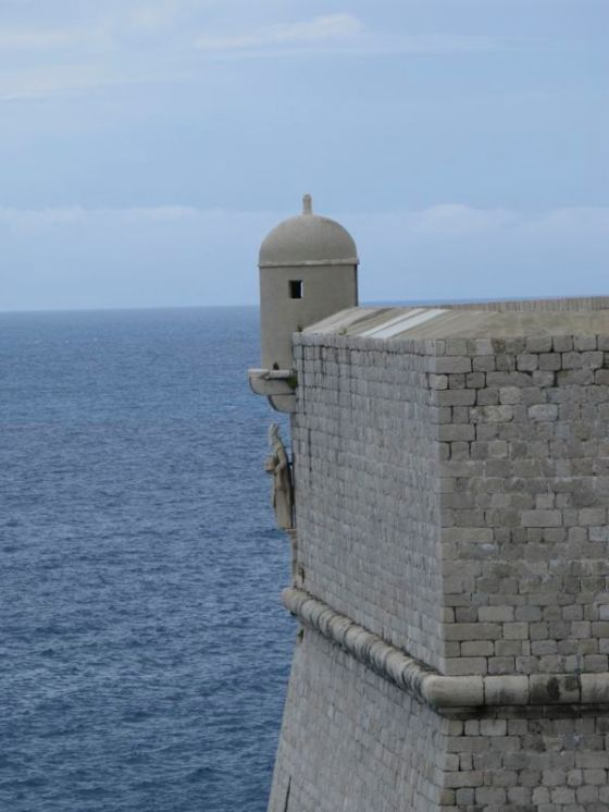 Dubrovnik City Walls_StBlaise