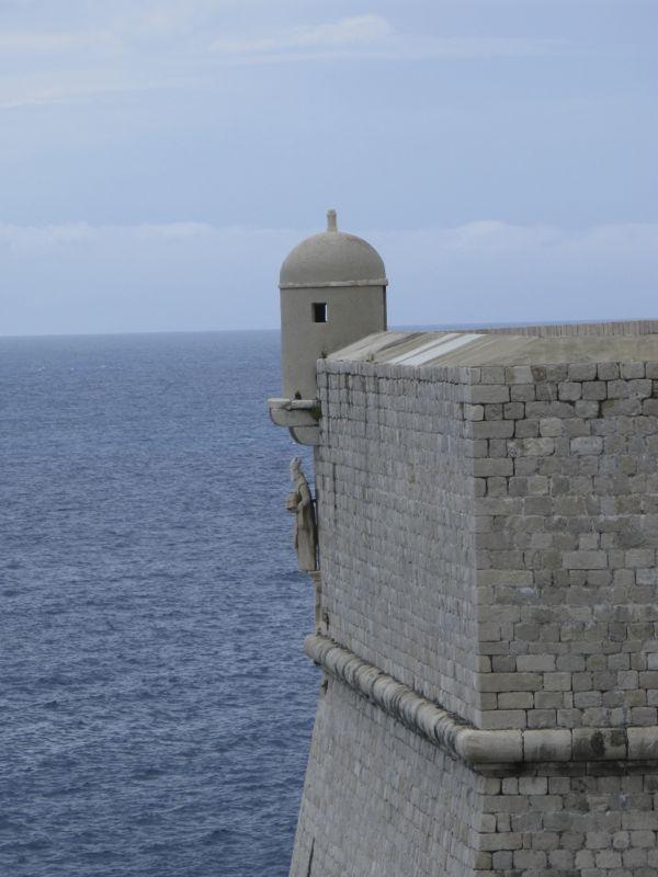 Dubrovnik City Walls_StBlaise