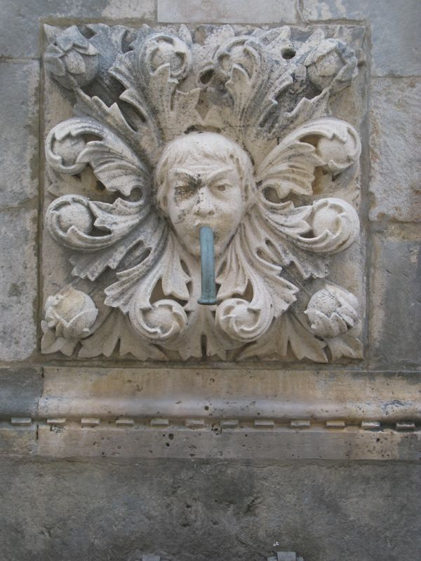 Dubrovnik Fountain1