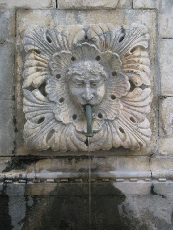 Dubrovnik Fountain2