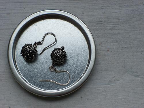 Dubrovnik Silver Button