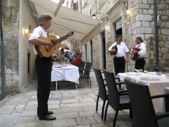 Dubrovnik Strolling Musicians