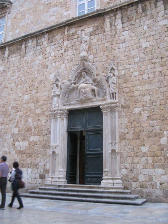 Dubrovnik_9 Franciscan Mon