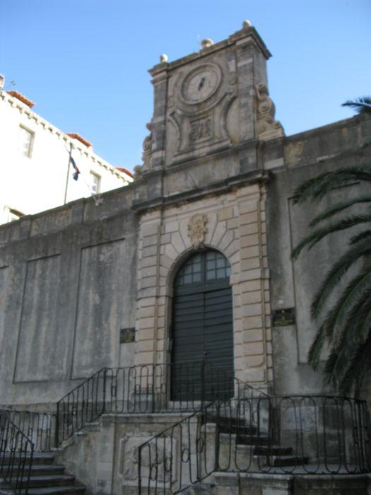 Dubrovnik_Building near St. Ig