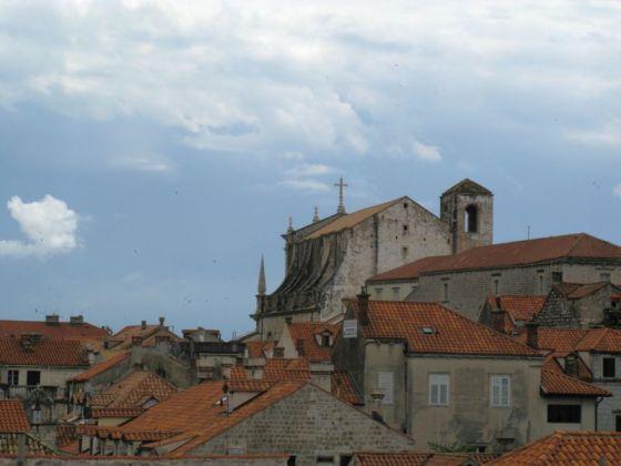 Dubrovnik_Church Walls