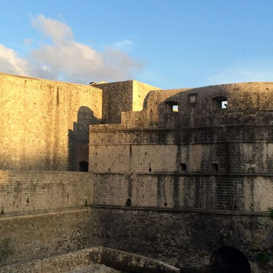 Dubrovnik_City Walls