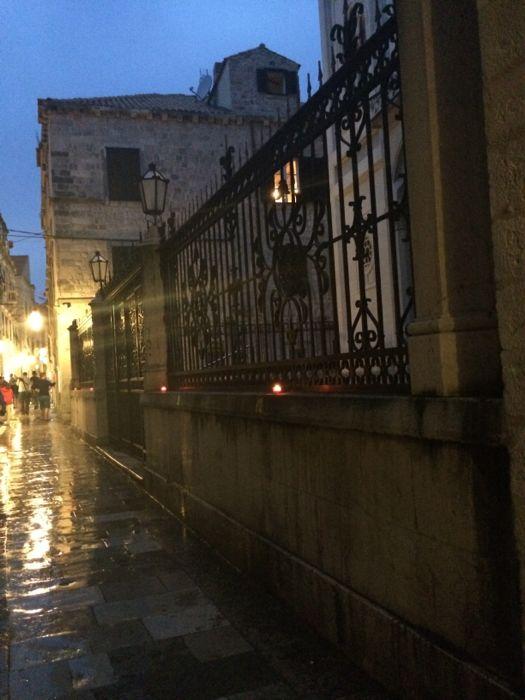 Dubrovnik_Corpus Christi Candles