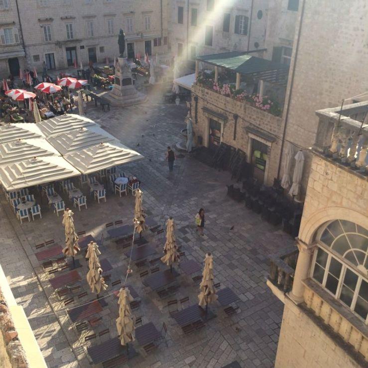 Dubrovnik_Gundalic Square Last Time