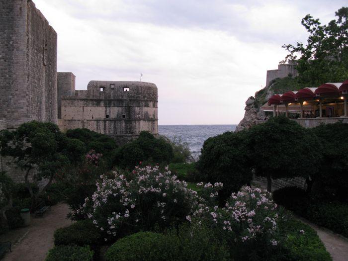 Dubrovnik_outside Pile Gate