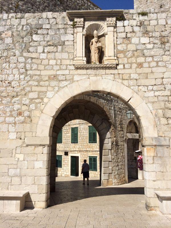 Dubrovnik_Ploce gate