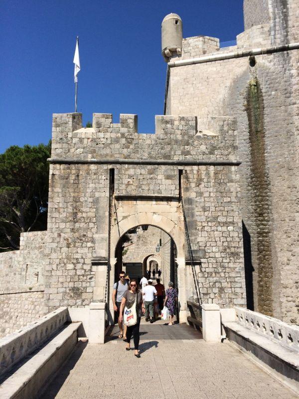 Dubrovnik_Ploct Gate2