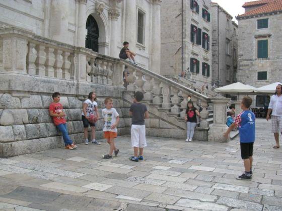 Dubrovnik_Soccer Kids