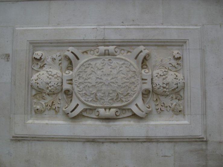Dubrovnik_St. Blaise detail1