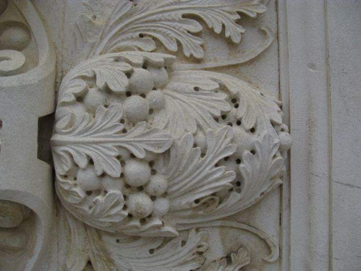 Dubrovnik_St. Blaise detail2