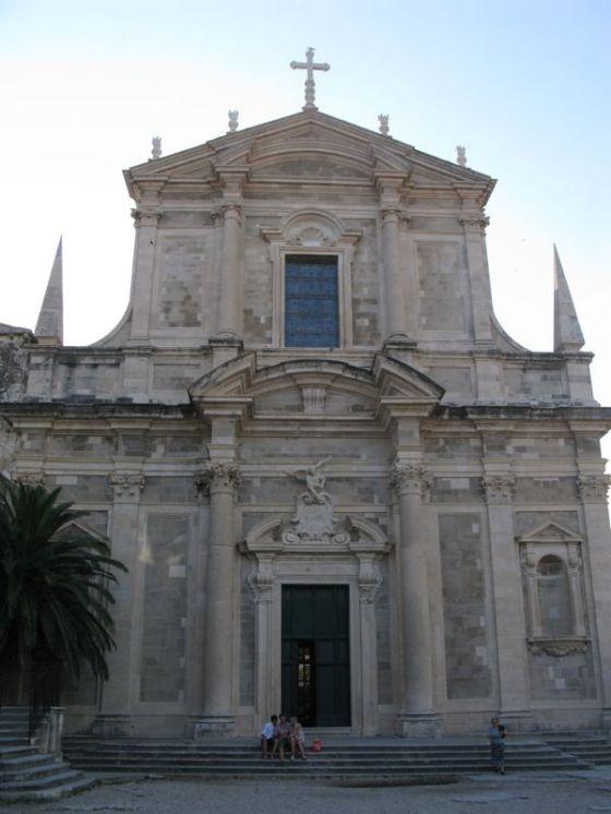 Dubrovnik_St. Ignatius Church