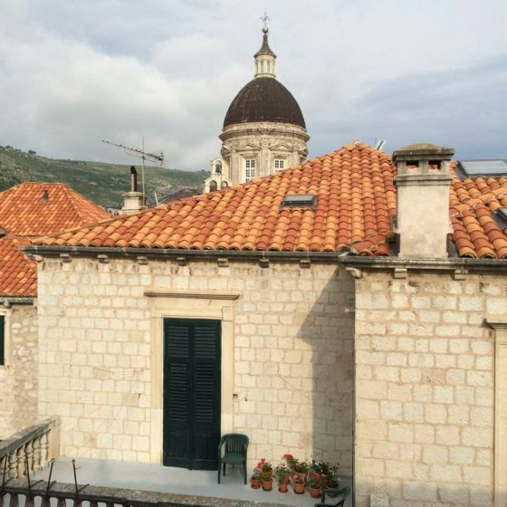 Dubrovnik_view center from our hotel