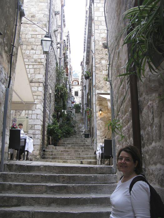 ESE on Hunt for dinner Dubrovnik