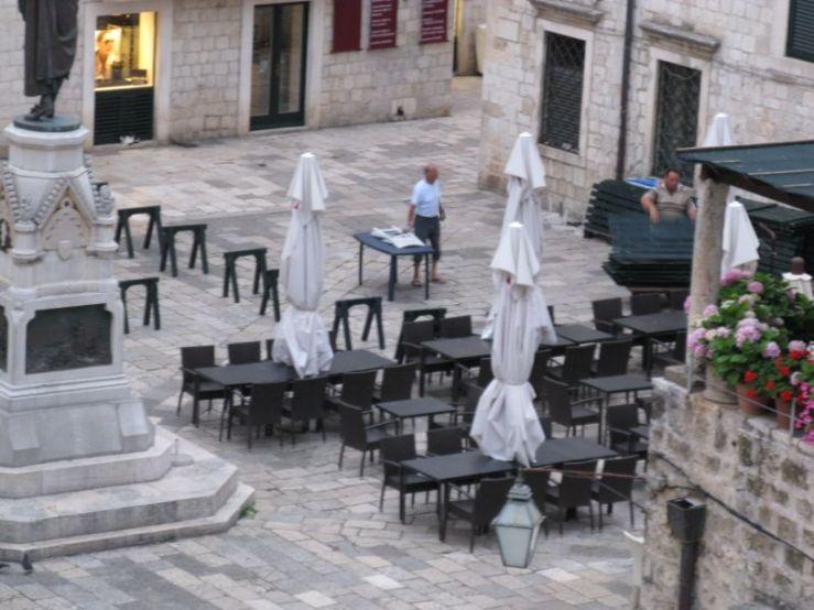 Gundulic Square_1 Day 2_Dubrovnik