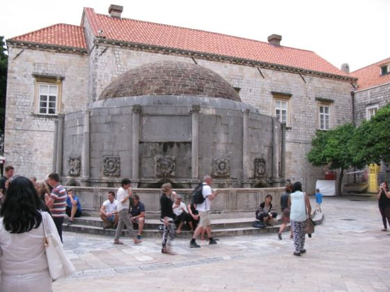 Onofrios Big Fountain_Dubrovnik