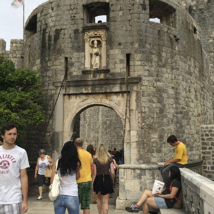 Pile Gate_Dubrovnik