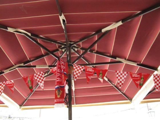 Underside of Umbrella_Dubrovnik