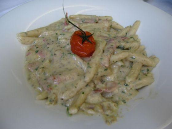 Bistro Appetit_Split Pasta with Truffles