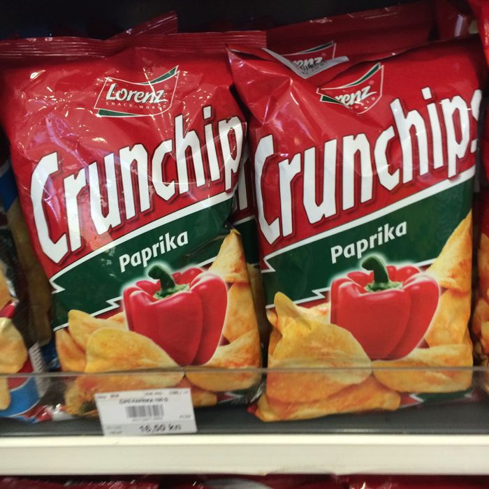 Grocery Store Chips