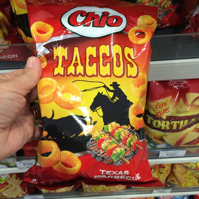 Grocery Store Tacco Chips